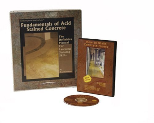 9781450761574: Acid Staining Secrets of the Pros: Fundamentals Package
