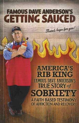 9781450764452: Getting Sauced: Famous Dave Anderson's True Story of Sobriety