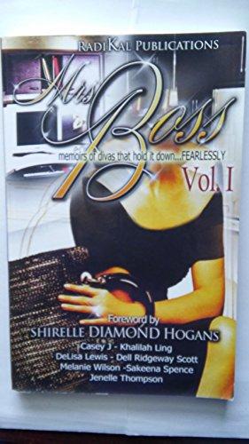 9781450765442: Mrs Boss vol I