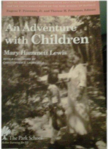 An Adventure with Children: mary Hammett Lewis