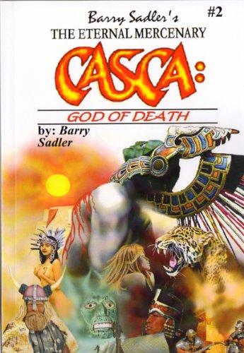 9781450778008: CASCA God of Death (CASCA The Eternal Mercenary) by Barry Sadler (2011-11-08)