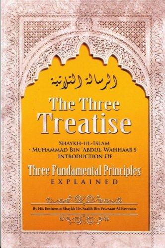 9781450781305: The Three Treatise (The Three Fundamental Principles)