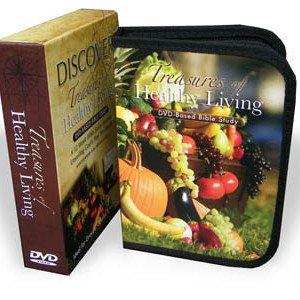 9781450785396: Treasures of Healthy Living DVD Series