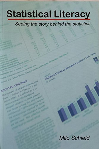 9781450787413: Statistical Literacy 2011: Seeing The Story Behind The Statistics