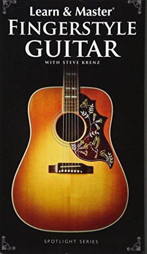 9781450788946: Learn & Master Fingerstyle Guitar DVD (Spotlight (Hal Leonard))