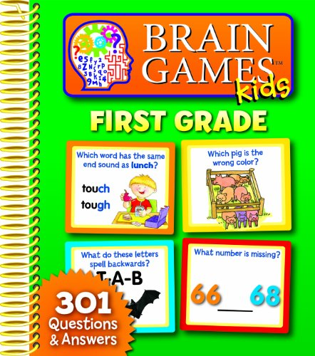Brain Games Kids: First Grade