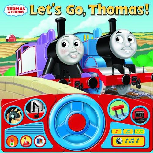 9781450802123: Thomas & Friends Steering Wheel Sound Book: Let's Go, Thomas (Thomas & Friends (Hardcover))