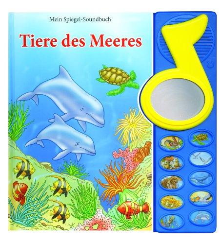 9781450802949: Mein Spiegel-Soundbuch. Tiere des Meeres