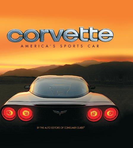 Corvette, America's Sports Car (9781450805520) by Auto Editors of Consumer Guide