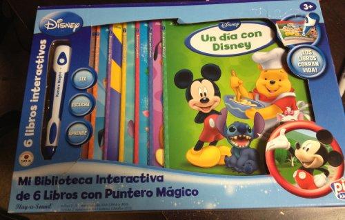 9781450805537: Libro Puntero Magico Disney