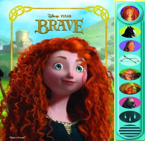 9781450805674: Disney Pixar: Brave: Play-a-Sound Book