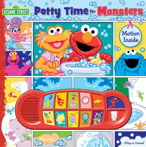 Potty Time for Monsters: Editors of Publications International Ltd., Renee Tawa