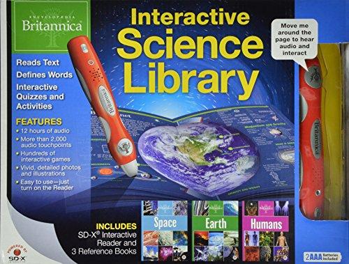 Encyclopedia Britannica Interactive Science Library Earth, Space,