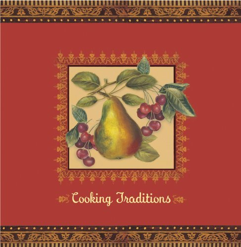 9781450806824: Cooking Traditions Recipe Binder