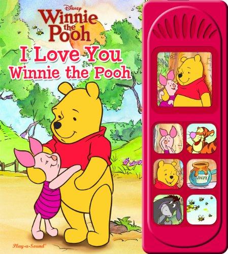Disney Winnie the Pooh: I Love You Winnie the Pooh