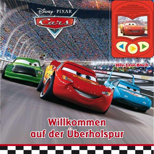 9781450807708: Disney Cars, Willkommen auf der Überholspu