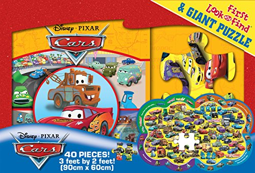 9781450808019: M1lf N Shaped Puzzle Disney Cars