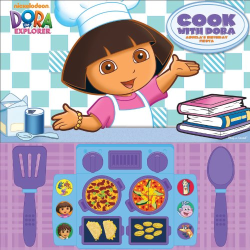Nickelodeon Dora the Explorer: Cook with Dora Abuela's Birthday Fiesta (1450808425) by Susan Rich Brooke; Editors of Publications International Ltd.