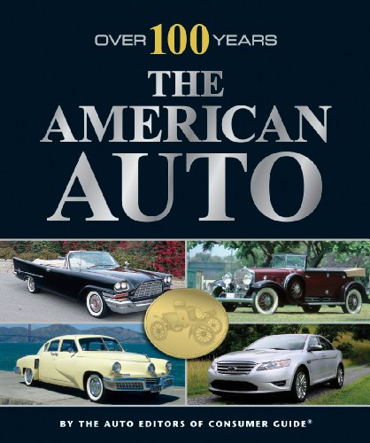 9781450808439: The American Auto: Over 100 Years