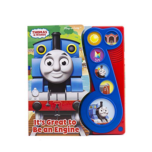 9781450808729: Thomas & Friends It's Great to Be an Engine Song Book