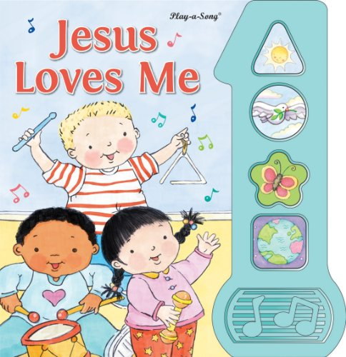 9781450808736: Jesus Loves Me Play-a-Song Book