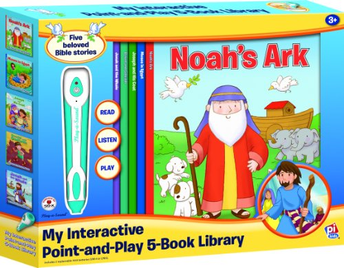 9781450808996: My Point-and-Play and 5-Book Bible Stories Library