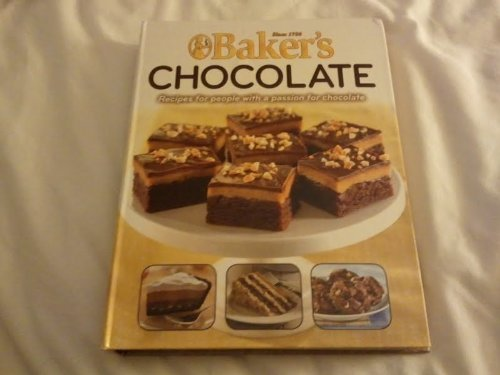 Baker's Chocolate - Recipes for people with a passion for Chocolate: CEO Louis Weber