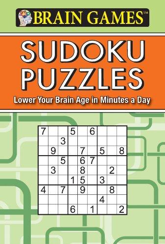 9781450810142: Brain Games: Sudoku Puzzles