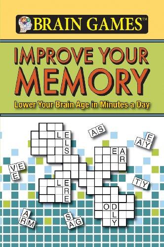 9781450810166: Brain Games: Improve Your Memory