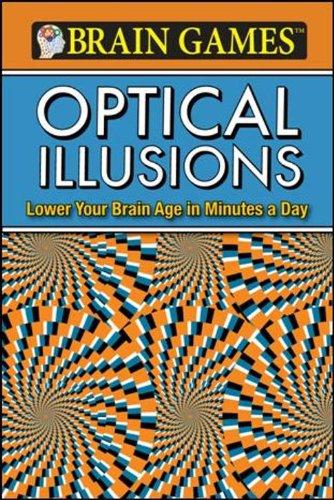 9781450810173: Brain Games: Optical Illusions