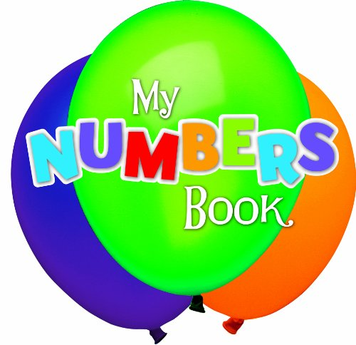 My Numbers Book (1450810217) by Editors of Publications International Ltd.