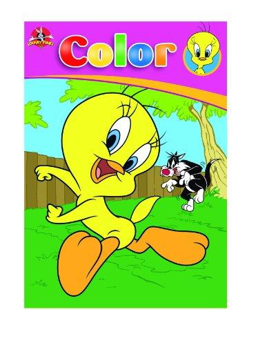 9781450810487: Tweety Color Malbuch