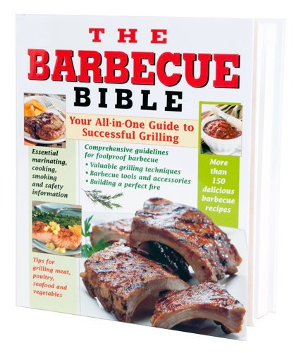 9781450810913: The Barbecue Bible