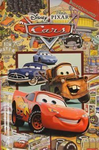 9781450811132: CARS - BUSCA Y ENCUENTRA (Spanish Edition)