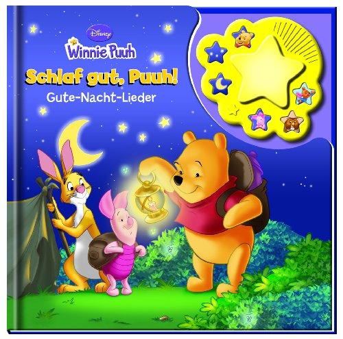 9781450811156: Winnie Puuh. Schlaf gut, Puuh!: Gute-Nacht-Lieder