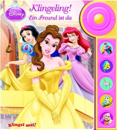 9781450811224: Disney Prinzessinnen - Ein Freund ist da - Klingeling!
