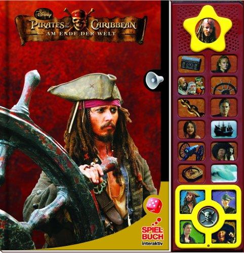 9781450811262: Disney Piraten der Karibik - Am Ende der Welt