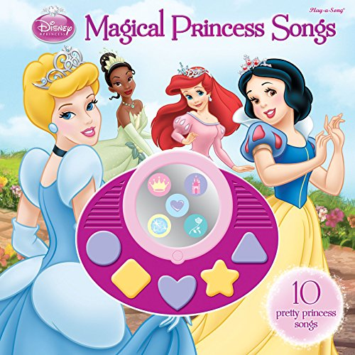 9781450811323: Disney Princess: Magical Princess Songs (Magic Mirror Songbook)