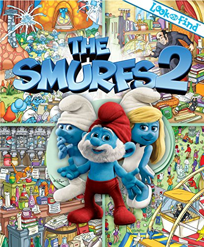 9781450811804: Look and Find: The Smurfs