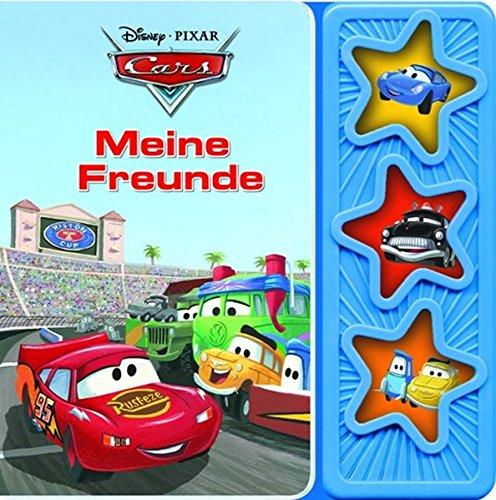 9781450812160: Cars - Meine Freunde