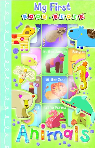 My First Book Block: Animals (1450812449) by Editors of Publications International Ltd.