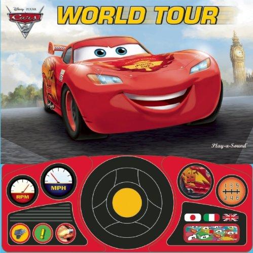 9781450814737: Disney Pixar Cars: World Tour (Play-a-Sound: Disney Pixar Cars)
