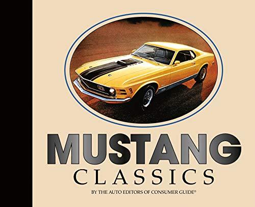 9781450815475: Mustang Classics