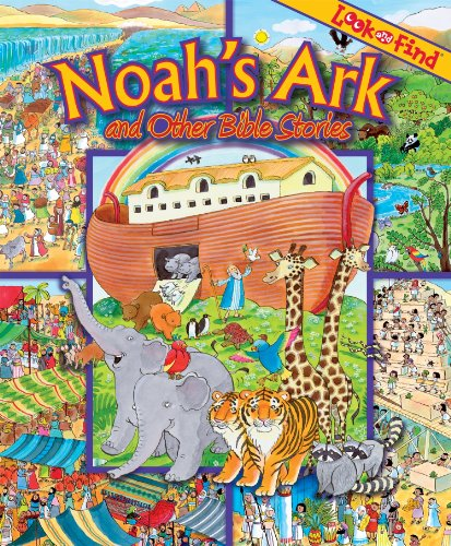 9781450815543: Noah's Ark (Look and Find)
