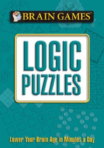 9781450815741: Brain Games: Logic Puzzles