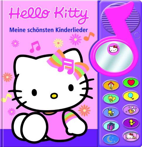 9781450816236: Hello Kitty. Meine schönsten Kinderlieder