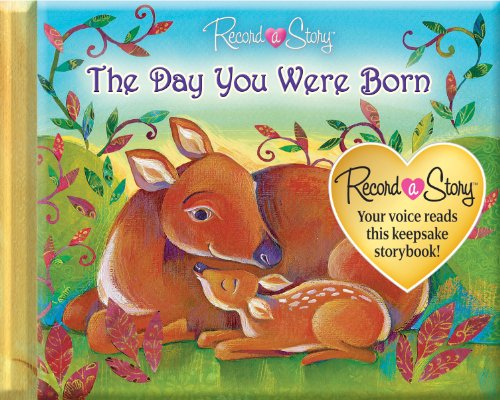 9781450816786: Record a Story the Day You Were Born