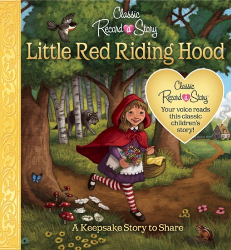 9781450819107: Classic Record a Story: Little Red Riding Hood