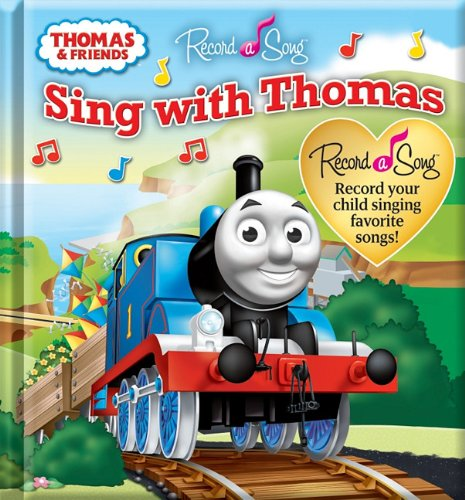 9781450819954: Record a Song: Sing with Thomas (Thomas & Friends)