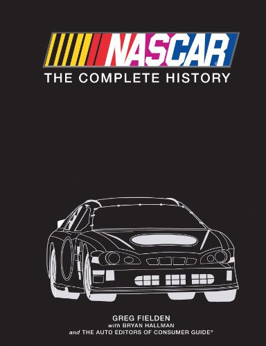 9781450820707: Nascar: The Complete History
